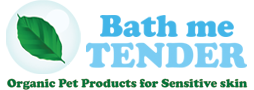 Bath me Tender Logo