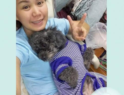 (Thai) Our Tender Moment#1: คุณแขและน้องลิลลี่