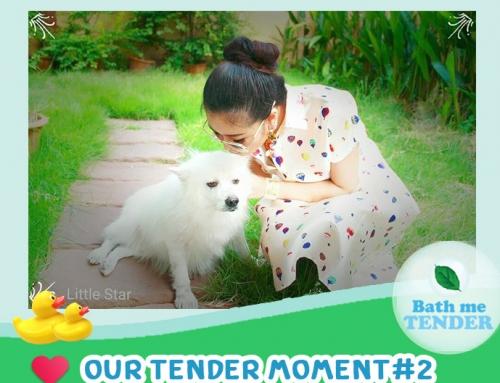 Our Tender Moment#2: คุณจุ๊บจิ๊บและน้องซูโม่